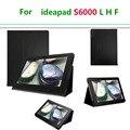 De alta qualidade inteligente book cover case para lenovo ideapad s6000 s6000l-h-f proteja capa case s6000 folio case 10.1 polegada slim case