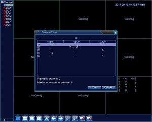 Image 5 - Besder Plastic Case Kleine Nvr Full Hd 1080P 4 Kanaals 8 Kanaals Beveiliging Netwerk Video Recorder Onvif Voor 1080P Ip Camera