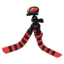Discount! Large Size Flexible Tripod for Camera Phone Monopod Gorillapod Tripod Load 2KG Mini Travel Outdoor Digital Cameras Hoders Stand