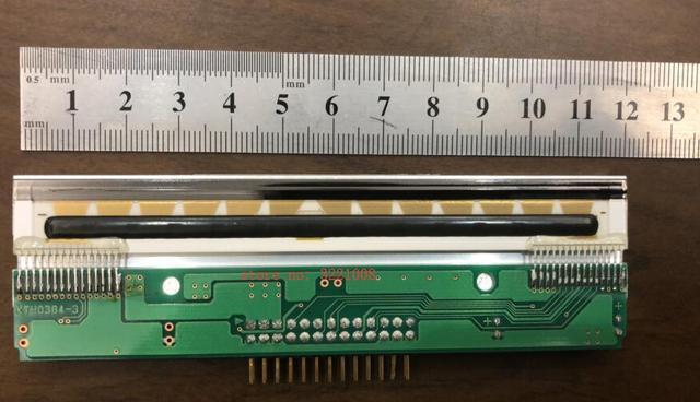 Nova cabeça de impressão térmica original KD2004 DC95B, 203 dpi para datamax mp compact4c da cabeça de impressão