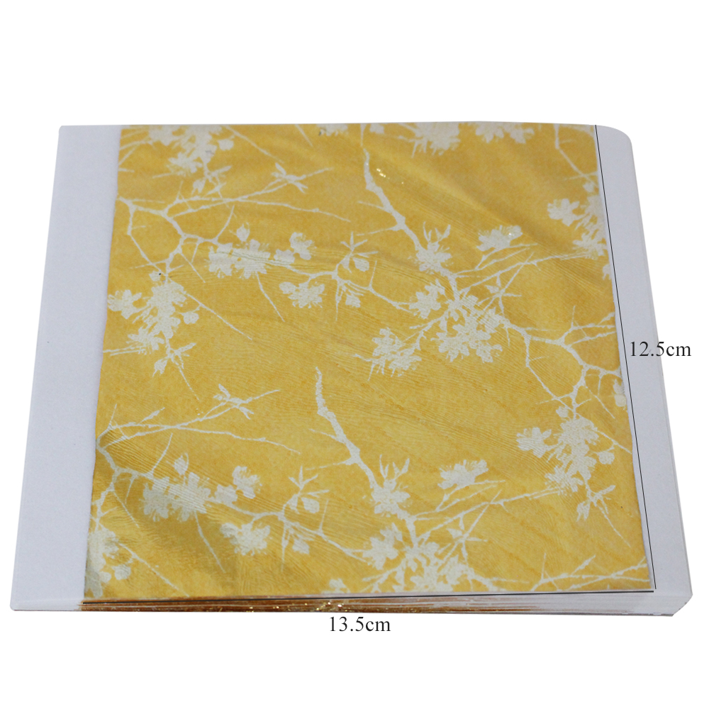 Double sided color imitation gold foil Decoration,lines ,wall,crafts ...