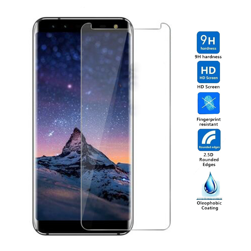 2PCS Tempered Glass Screen Protector Film For Leagoo S8 Pro Protective Film For Leagoo S8Pro Tempered Glass For Leagoo S8 Glass