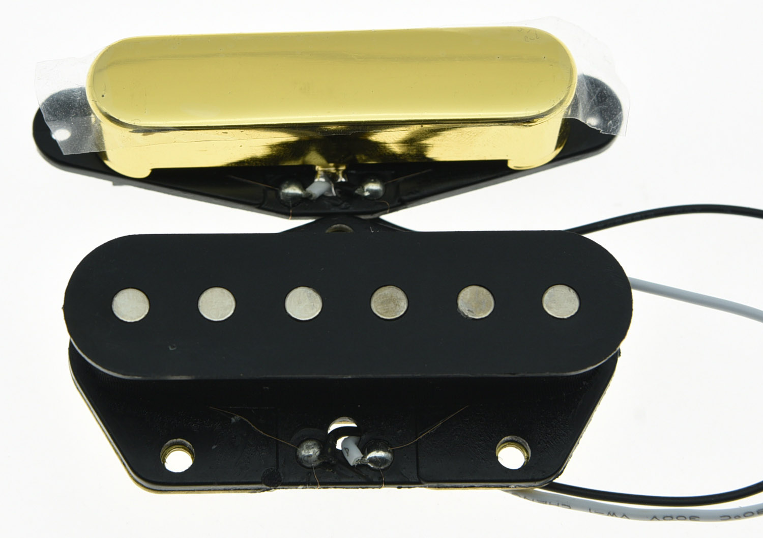 KAISH 2x Neck  & Bridge Tele Pickup Set Guitar Pickups for Telecaster Gold блаженный августин о граде божием книга 1