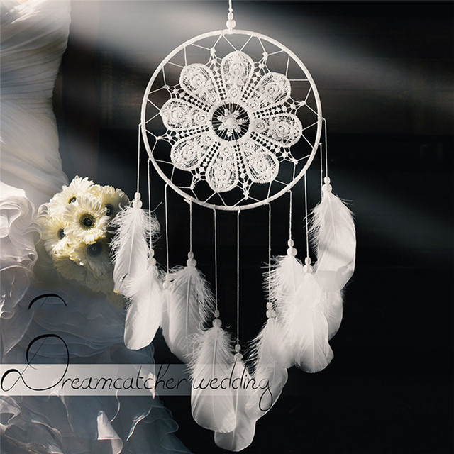 Modern Indian Dream Catcher