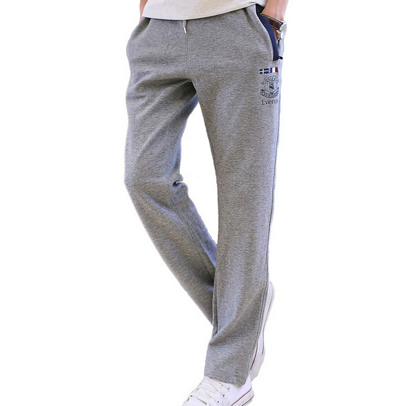 2017 Brand New Spring Autumn Men Casual  Pants Joggers Breathable Sweatpants  Trousers Pantalones Plus Size 2M0021