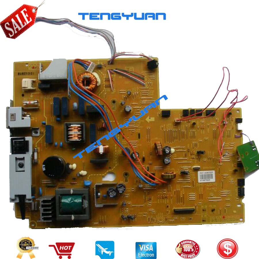 Free shipping 100% test original for HPP3005 3035 Power Supply Board RM1-4038-000 RM1-4038(220V) RM1-4037-000 RM1-4037(110V) free shipping 100% test original for hp5200 power supply board rm1 2926 000 rm1 2926 110v rm1 2951 000 rm1 2951 220v on sale