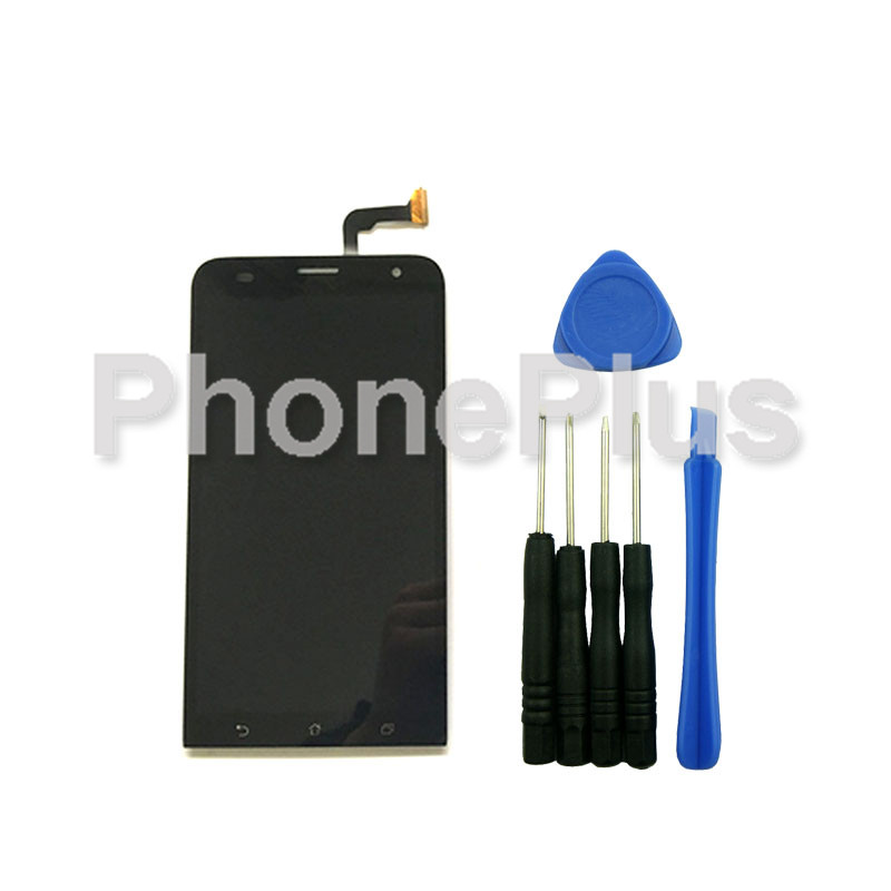ФОТО For ASUS Zenfone 2 Laser ZE550KL Touch Screen Panel Digitizer Glass LCD Display Assembly Repair Part