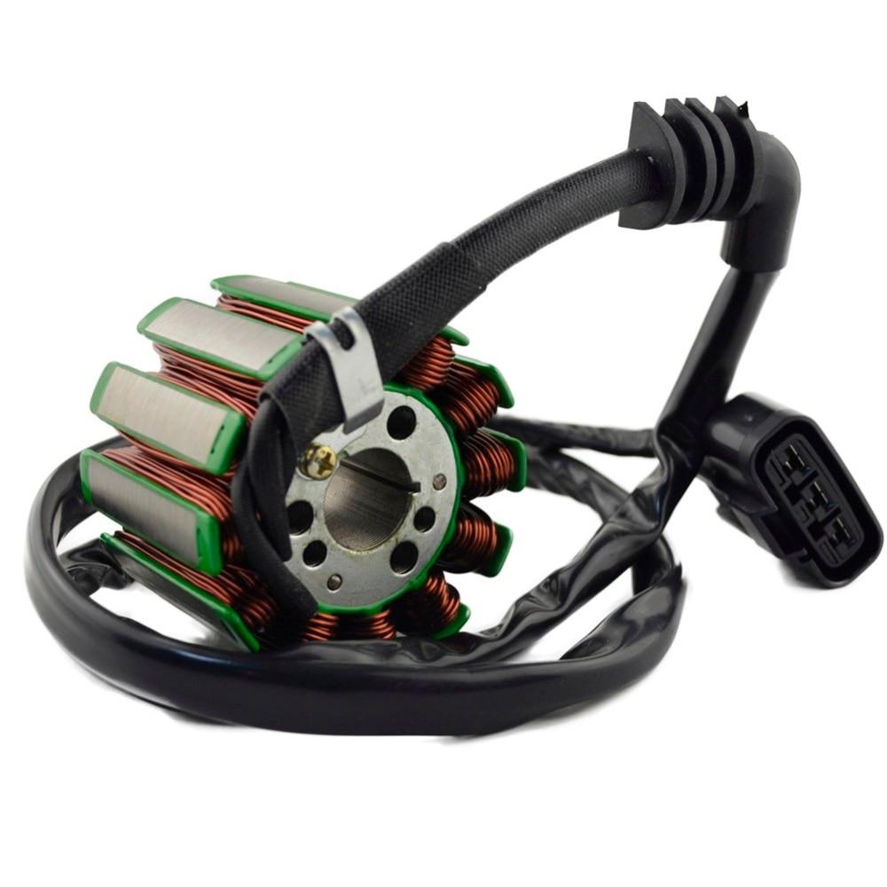 Motorcycle Magneto Generator Engine Stator Coil For Yamaha YZF R1 YZFR1 2004-2008 Output  Stator цены онлайн