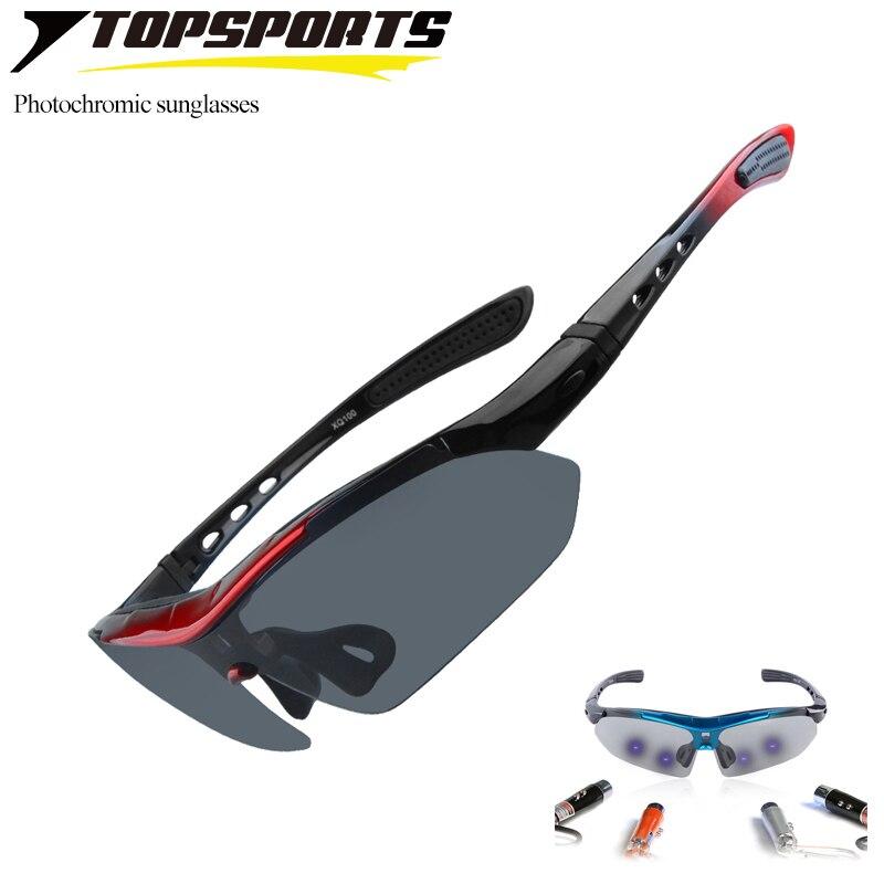 6 линз, фотохромные поляризованные солнцезащитные очки для велоспорта, 2019, женские, мужские, спортивные, велосипедные очки, UV400, очки для вожд