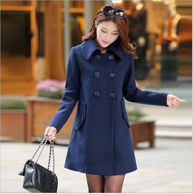 Popular Pure Wool Coats-Buy Cheap Pure Wool Coats lots from China ...