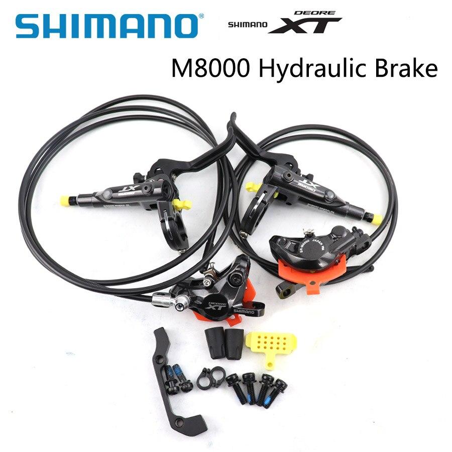 Shimano Deore XT M8000 Disc Brake Mountain Bike XT Hidraulic Disc Brake 11 Speed MTB ICE