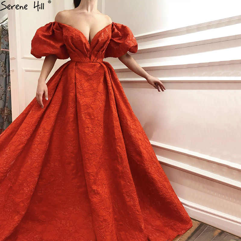 633c41caf8 New Designer Red Short Sleeve Evening Gowns Off Shoulder Sexy Fashion  Formal Evening Dresses Serene Hill