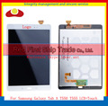 "Original 9.7"" For Samsung Galaxy Tab A T550 T555 Touch Screen Digitizer Sensor+LCD Display Assembly Complete Black White"