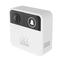 Wireless Doorbell WiFi Video Security Camera Door Chime Bell Phone Remote Contro