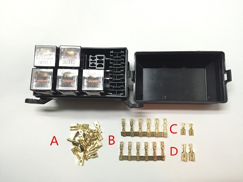 popular auto relay holder buy cheap auto relay holder lots from china auto relay holder