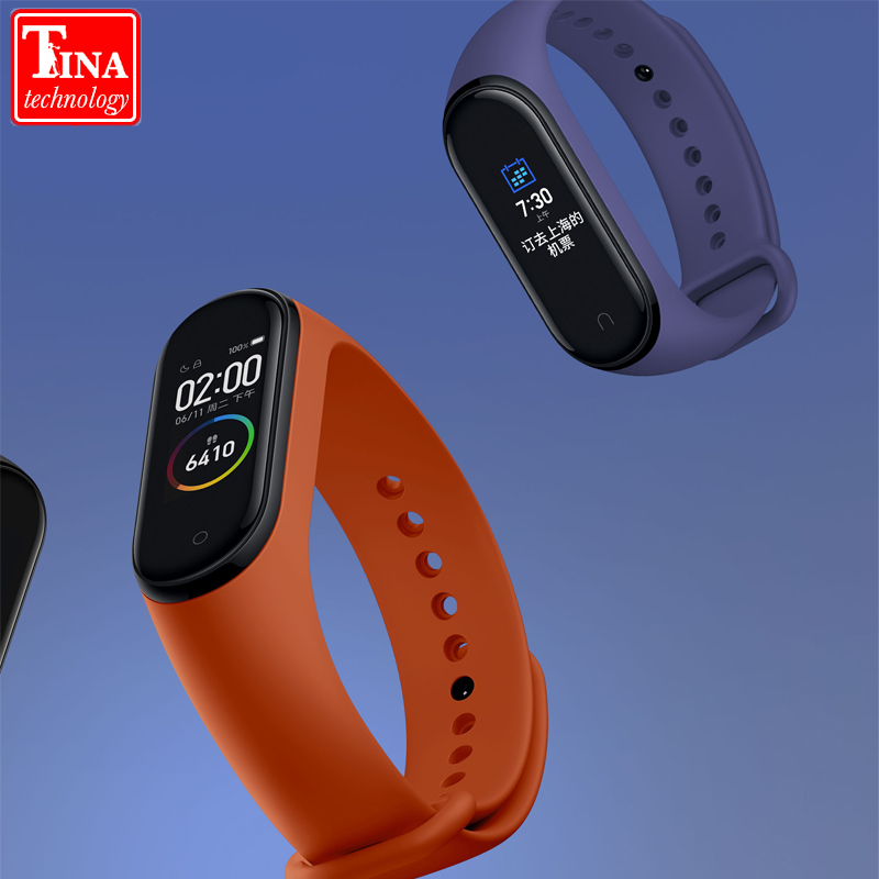 Hot Presale Xiaomi Mi Band 4 Original 2019 New Music Smart Miband4 Bracelet Heart Rate Fitness