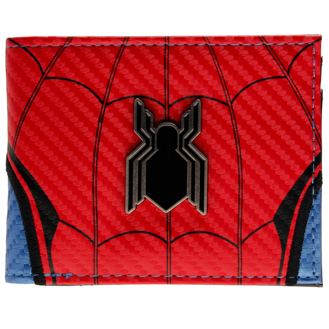 Spider wallet Young men and women students personality brief paragraph fashion purse DFT-3004