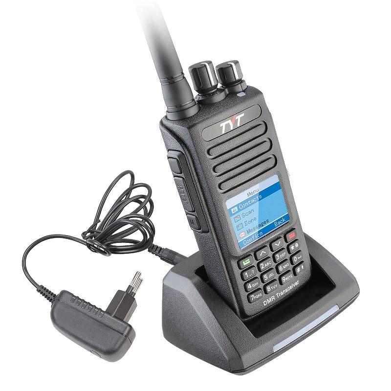 Image 2 - New Original TYT MD390 MD 390 DMR Digital Two way Radio/Walkie talkie UHF 400 480MHZ Long Range with Free Cable and Earpieceuhf taguhf handhelduhf radio -