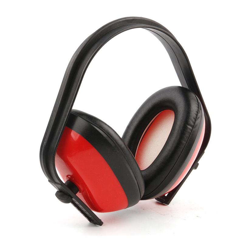 Hot Pop Anti-Noise Earmuffs Hearing Protection Ear Muff For Shooting Hunting Reduction Noise Earmuffs Ear Protector Ear Muff Red цены