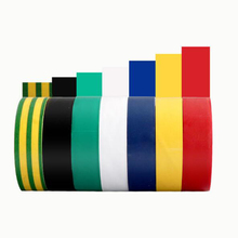 PVC Cable Protection Electrical Insulation Tape Heat-resistant Waterproof Car Harness 16mm x 10m