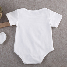 Gentleman Baby Bodysuit Baby Boy Clothes Baby Boy Clothing Romper Short Sleeve Clothes Autumn/Spring Playsuits for Newborn