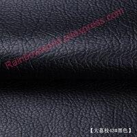 High Quality Giant Pebble PU Leather Fabric Like Leechee For DIY Patchwork Handmade Stool Table Shoe