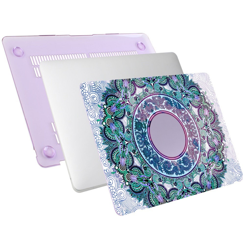 Mandala Print Case for MacBook 85