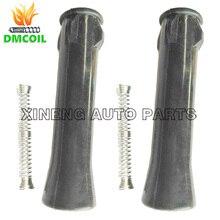2 قطعة محول الأحذية المطاطية لفائف الإشعال بين اللفائف و شرارة لروڤر 360 MG 3 5 GT ZS ZOTYE T600 1.3L 1.5L 1.5T NEC000120A