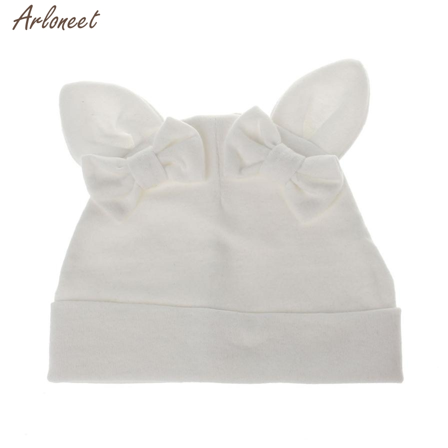 91b6af907d1 2017 baby hats for girls winter cotton child hat cap Unisex baby hat ears  funny baby hatsdec13-in Hats   Caps from Mother   Kids on Aliexpress.com