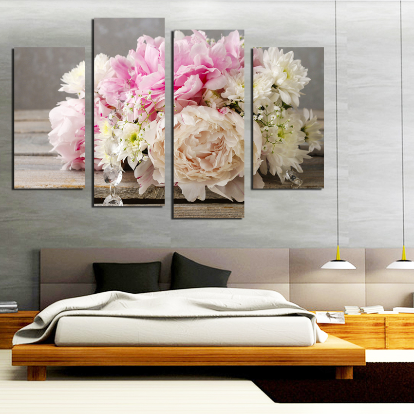 Peony Wall Art online get cheap impressionist peony -aliexpress | alibaba group
