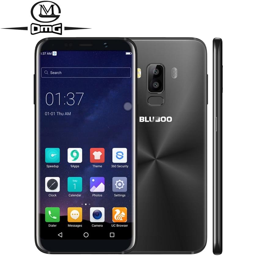 BLUBOO S8 6 0 18 9 Aspect Ratio Mobile Phone 4GB 64GB 13MP MT6750T Octa Core
