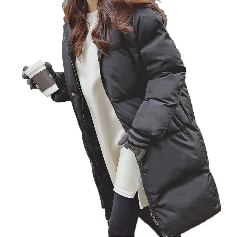 Moda zimowa czarne Dollar