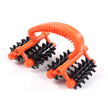 New Manual Acupoint Body Roller Massager Ball Aid Body Muscle Pain Relief Health Care Tool Cervical Back Vertebra Massage Wheel