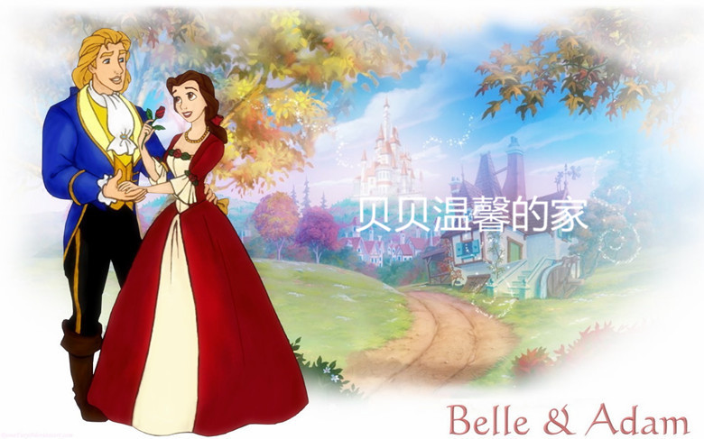 Hot Sale Beauty And The Beast 2 Enchanted Christmas Dress Belle Cosplay Princess Red Gift Gloves On Aliexpress