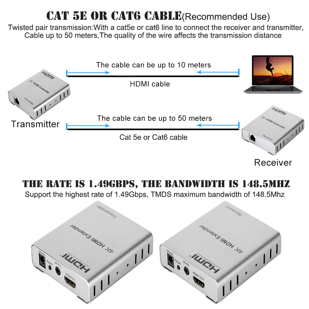 Hdmi Extender Wiring Diagram Cat6 Over Cat5e Diagrams Schematicsrhpuroafrica
