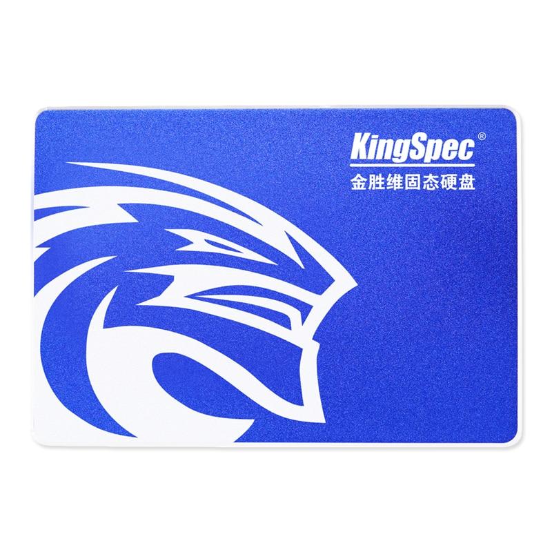 Kingspec 2.5 ssd SATA3 SATA 2 HD SSD 256GB 240GB hard drive solid state drive > 120gb ssd 64gb 60gb 32gb sata 32 dropshipping new solid state drive one year warranty for 00aj415 120gb sata 2 5 mlc enterprise value ssd