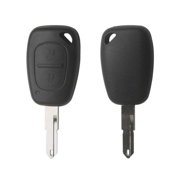 2 кнопки печатной платы (PCF7946) для Renault