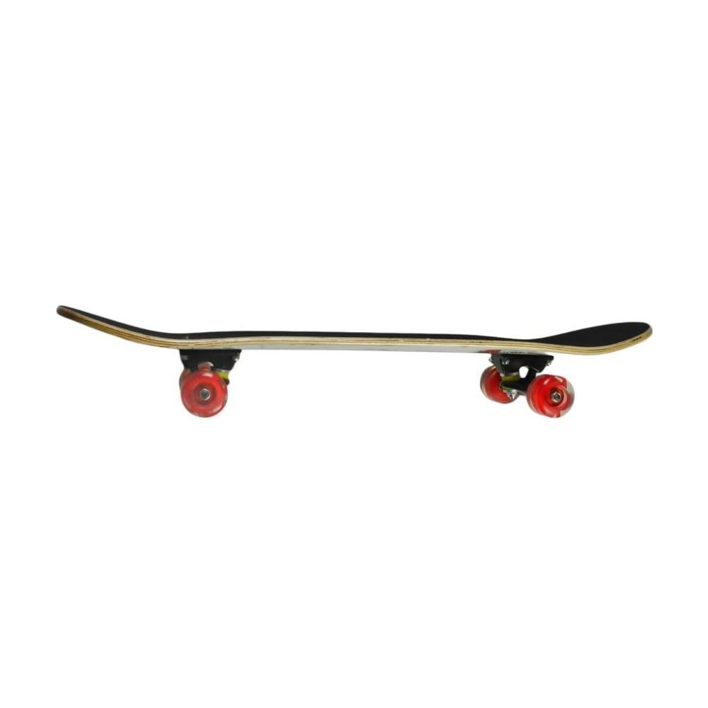 OUTAD 2018 Maple Luminous Four Wheel Skate Board Waterproof Professional Wooden drift Skateboards longboard For Adult&Children