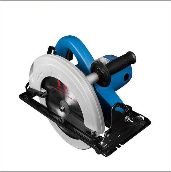 Scie circulaire électrique 2000 W scie électrique portative à bois 9