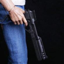 Модель оружия солдатика 1/6, автоматические пистолеты Robocop M93R, модель оружия, пистолет, игрушки для экшн-фигурки 12 дюймов, горячие подарки