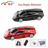 Best Rivelatori Del Radar Dell'automobile di Velocità Radar A 360 Gradi di Protezione Automatica Del Rivelatore Del Radar Anti Allarme Inglese/Versione Russa