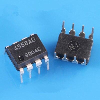 1pcs/lot NJM4556AD JRC4556AD NJM4556