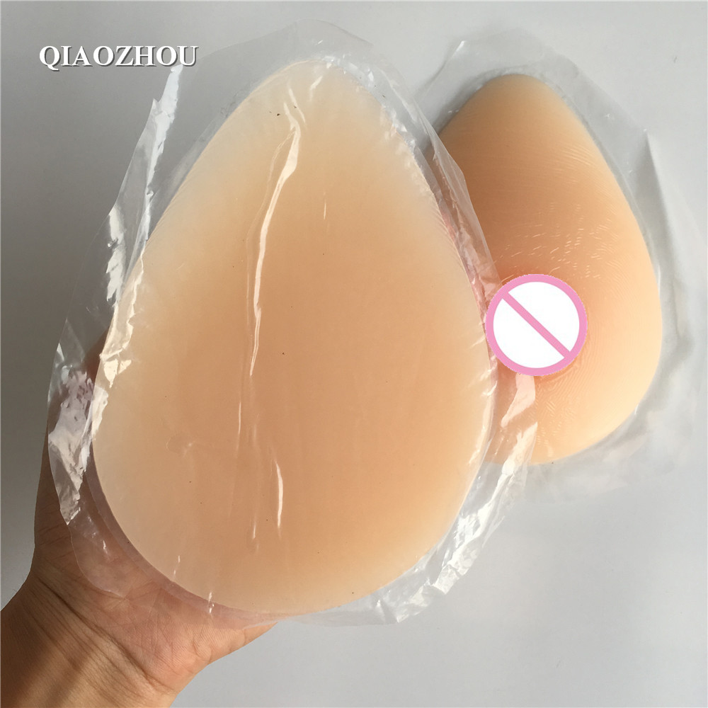 Hot sale popular transvestite self adhesive silicone breast forms for men crossdressing drop shipping