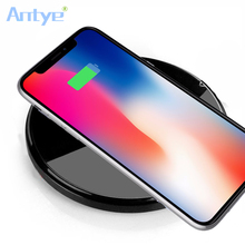 Antye Qi Wireless Charging Charger Pad for Samsung Galaxy note5/S7 S6 Edge(Plus)/Google Nexus 6/5/4 and All Qi-Enabled Devices