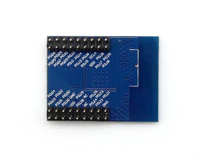 Parts 5pcs/lot BLE4.0 Bluetooth NRF51822 Module 2.4G Wireless Communication Module Transmitter Receiver Development Evaluation K