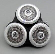 Бритва бритва глава rq12 для philips rq10 rq12 rq1250 rq1280 rq1050 rq1085 бритья мужская бритва ln005432