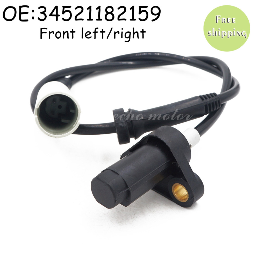 New Set4 Abs Wheel Speed Sensor Front Rear Left Right For 97 98 1997 Bmw 528i Wiring 540i E39 34521182159 34521182160 In From Automobiles Motorcycles