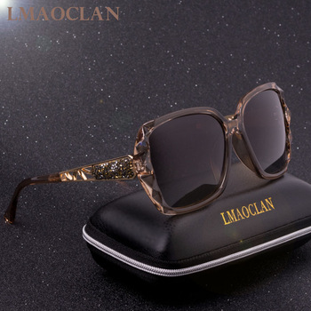 Polarized Square Sunglasses UV400