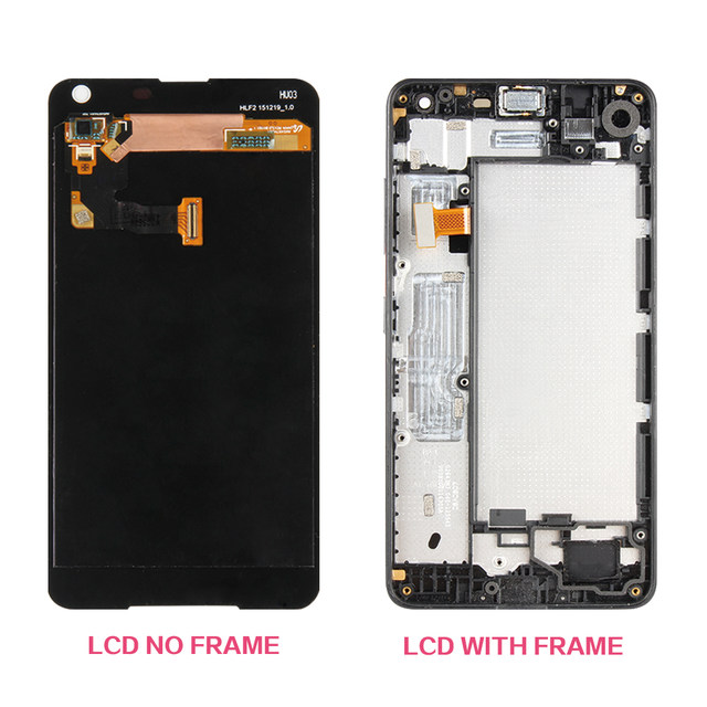 Online Shop Screen For Microsoft For Nokia Lumia 650 LCD Display ...