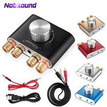 2018 New Nobsound F900 Super Mini Bluetooth HiFi TPA3116 Digital Amplifier Stereo 2.0 Channel 50W*2 Power Amp FREE SHIPPING